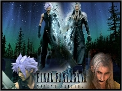 las, fantazja, postacie, Ff 7 Advent Children